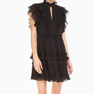 🖤SALE🖤 Kate Spade Bakery Dot Devore Dress
